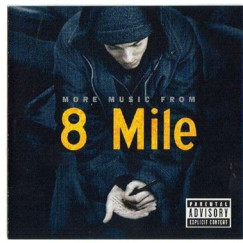 Various<br>More Music From 8 Mile<br>CD, Comp